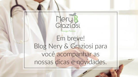 Novo Blog Nery & Graziosi!